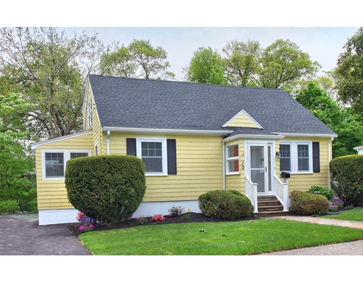 10 Nancy Road, Dedham, MA